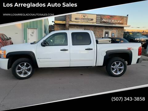 2007 Chevrolet Silverado 1500 for sale at Los Arreglados Auto Sales in Worthington MN