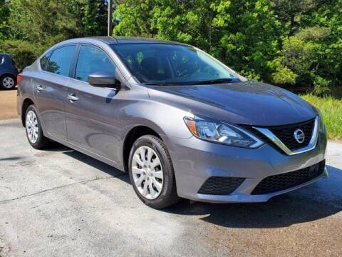 2019 Nissan Sentra for sale at Southeast Autoplex in Pearl MS