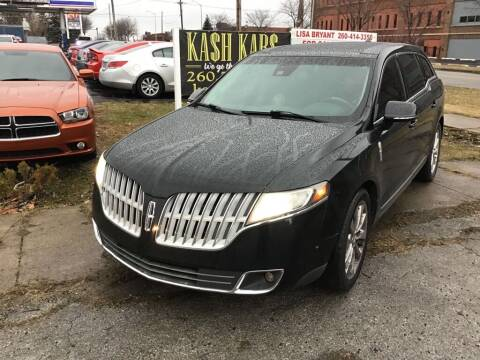 2010 Lincoln MKT for sale at Kash Kars in Fort Wayne IN
