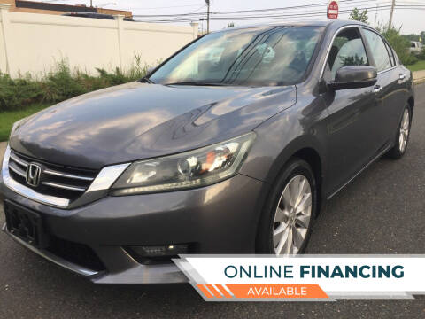 2014 Honda Accord for sale at New Jersey Auto Wholesale Outlet in Union Beach NJ