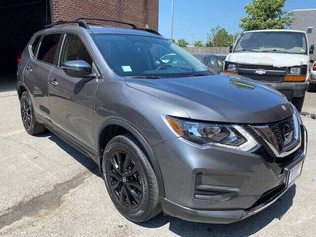 2017 Nissan Rogue for sale at Capitol Auto Sales Inc in Manassas VA