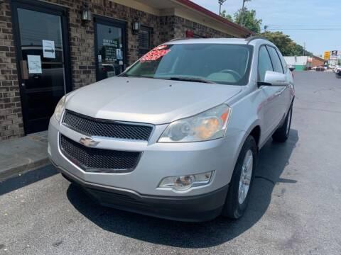 2010 Chevrolet Traverse for sale at Smyrna Auto Sales in Smyrna TN