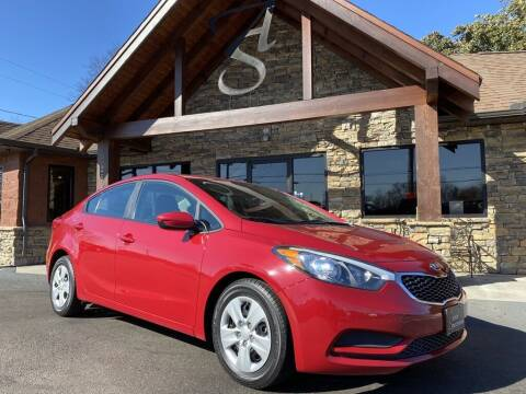 2016 Kia Forte for sale at Auto Solutions in Maryville TN