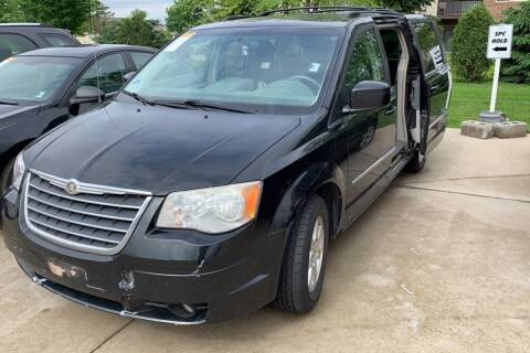 2010 Chrysler Town and Country for sale at Cannon Falls Auto Sales in Cannon Falls MN