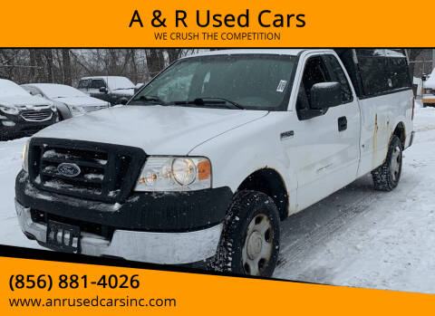 2005 Ford F-150 for sale at A & R Used Cars in Clayton NJ