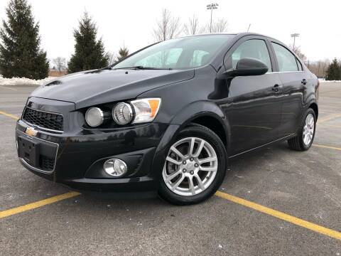 2015 Chevrolet Sonic for sale at Car Stars in Elmhurst IL