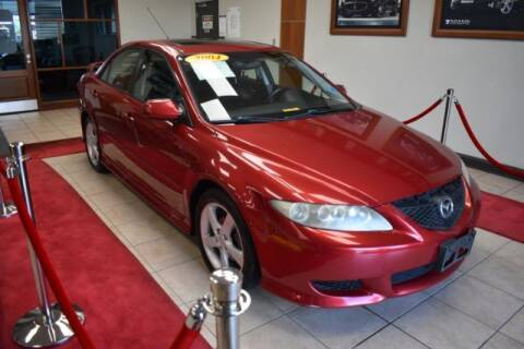 2004 Mazda MAZDA6 for sale at Adams Auto Group Inc. in Charlotte NC