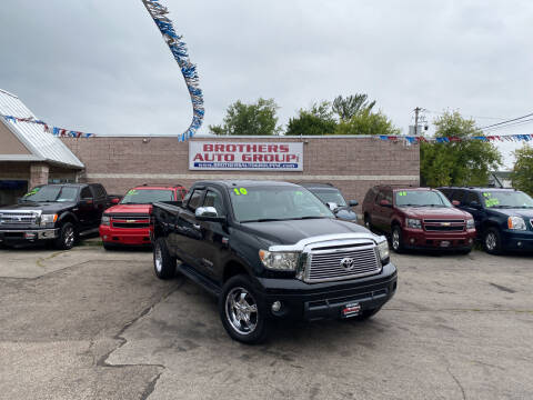 2010 Toyota Tundra for sale at Brothers Auto Group in Youngstown OH