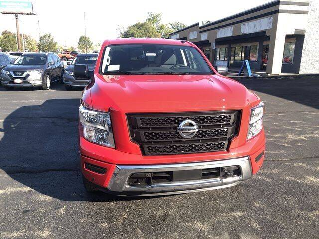 2021 Nissan Titan for sale in Youngstown, OH