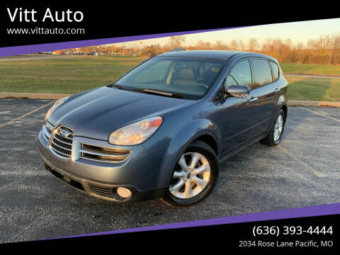 2006 Subaru B9 Tribeca for sale at Vitt Auto in Pacific MO
