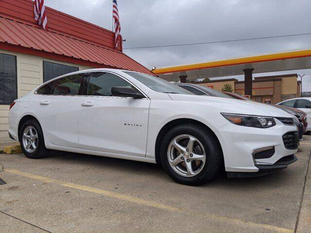 2017 Chevrolet Malibu for sale at CarZoneUSA in West Monroe LA