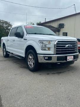 2015 Ford F-150 for sale at El Rancho Auto Sales in Des Moines IA