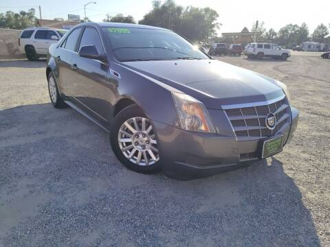 2011 Cadillac CTS for sale at Canyon View Auto Sales in Cedar City UT