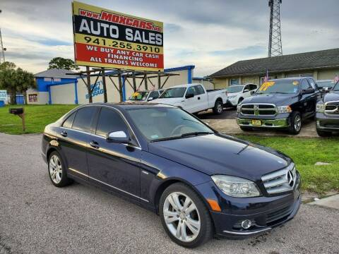 2008 Mercedes-Benz C-Class for sale at Mox Motors in Port Charlotte FL