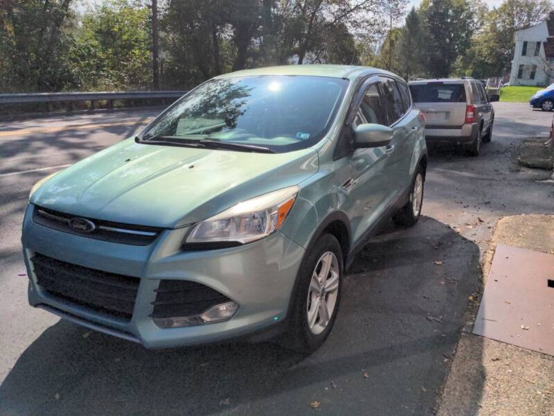 2013 Ford Escape for sale at Garys Motor Mart Inc. in Jersey Shore PA