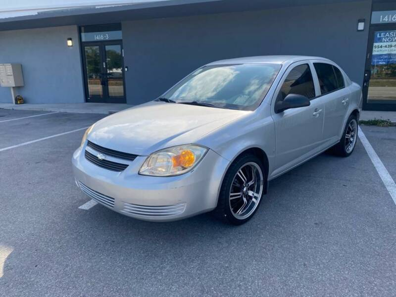 2007 Chevrolet Cobalt for sale at UNITED AUTO BROKERS in Hollywood FL