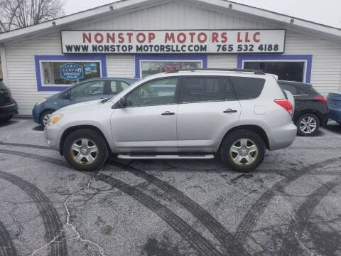 2006 Toyota RAV4 for sale at Nonstop Motors in Indianapolis IN