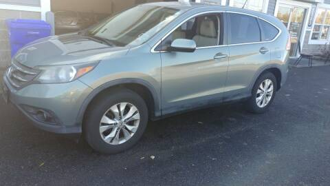 2012 Honda CR-V for sale at Pool Auto Sales Inc in Spencerport NY