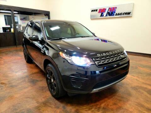 2016 Land Rover Discovery Sport for sale at Driveline LLC in Jacksonville FL
