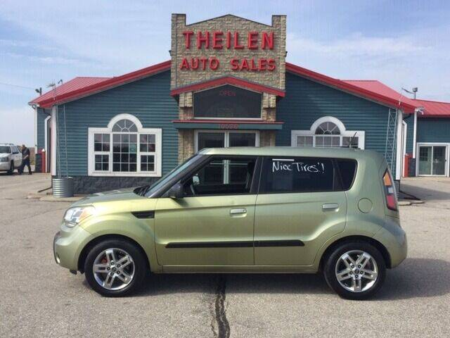 2010 Kia Soul for sale at THEILEN AUTO SALES in Clear Lake IA