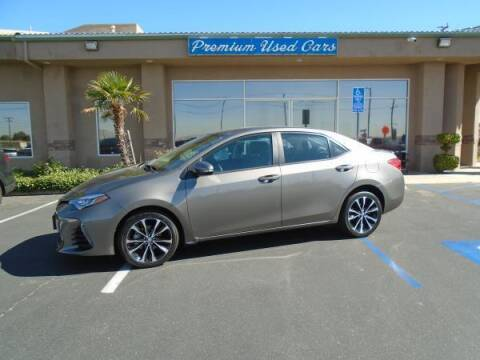 2019 Toyota Corolla for sale at Family Auto Sales in Victorville CA
