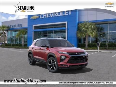 2022 Chevrolet TrailBlazer for sale at Pedro @ Starling Chevrolet in Orlando FL