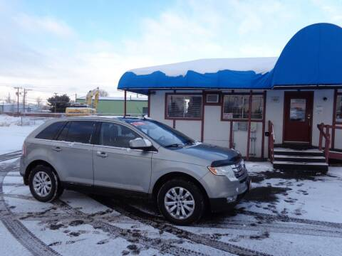 2008 Ford Edge for sale at Jim's Cars by Priced-Rite Auto Sales in Missoula MT