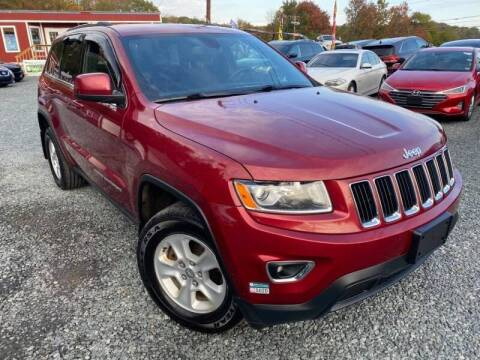2015 Jeep Grand Cherokee for sale at A&M Auto Sales in Edgewood MD