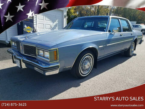 1984 Oldsmobile Delta Eighty-Eight Royale for sale at STARRY'S AUTO SALES in New Alexandria PA