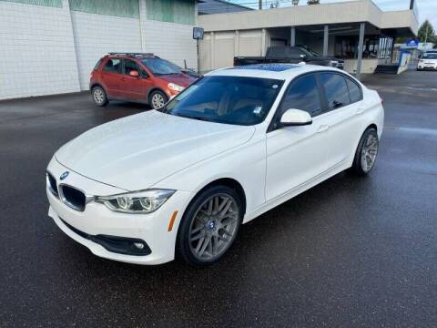 2016 BMW 3 Series for sale at TacomaAutoLoans.com in Tacoma WA