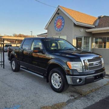 2011 Ford F-150 for sale at Spark Motors in Kansas City MO