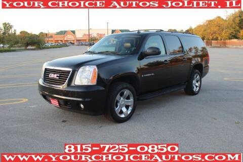 2009 GMC Yukon XL for sale at Your Choice Autos - Joliet in Joliet IL