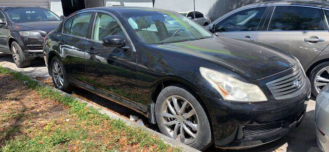 2007 Infiniti G35 for sale at Boss Automotive in Hollywood FL