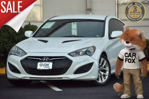 2013 Hyundai Genesis Coupe for sale at JDM Auto in Fredericksburg VA