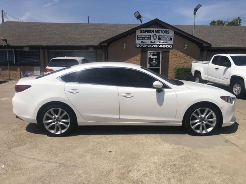 2016 Mazda MAZDA6 for sale at Safeen Motors in Garland TX