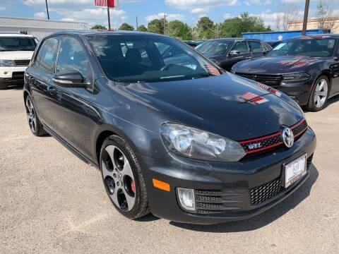 2012 Volkswagen GTI for sale at KAYALAR MOTORS in Houston TX