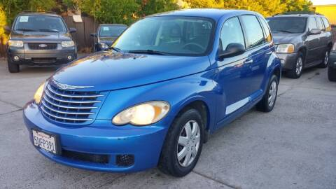 2006 Chrysler PT Cruiser for sale at Carspot Auto Sales in Sacramento CA