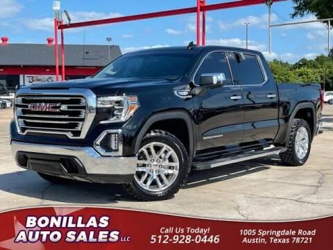 2020 GMC Sierra 1500 for sale at Bonillas Auto Sales in Austin TX
