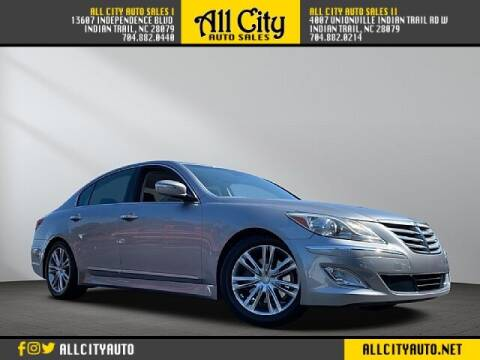 2012 Hyundai Genesis for sale at All City Auto Sales in Indian Trail NC