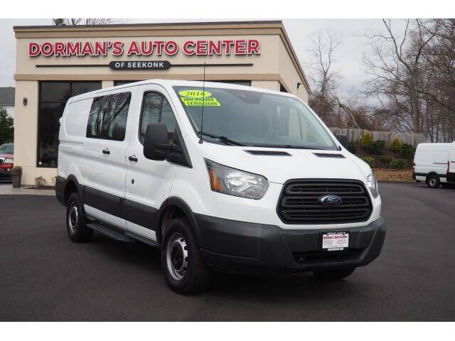 2016 Ford Transit Cargo for sale at DORMANS AUTO CENTER OF SEEKONK in Seekonk MA