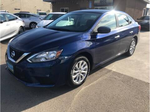 2019 Nissan Sentra for sale at MADERA CAR CONNECTION in Madera CA