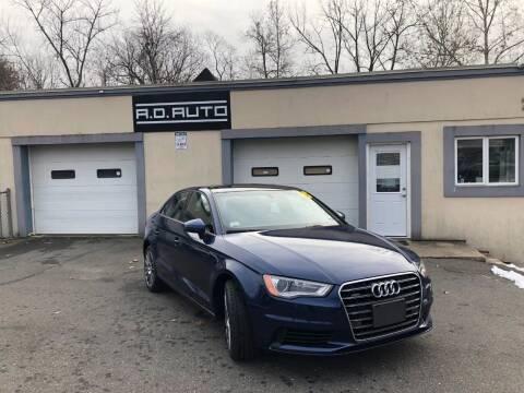 2015 Audi A3 for sale at ADAuto LLC in Bristol CT
