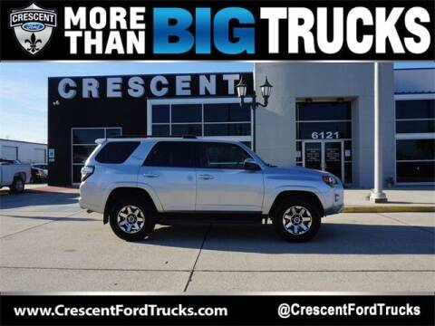 2020 Toyota 4Runner for sale at Crescent Ford in Harahan LA