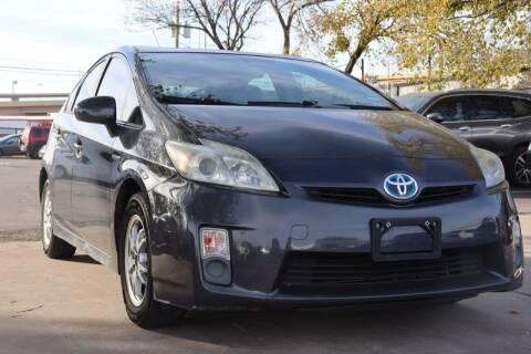2010 Toyota Prius for sale at Makka Auto Sales in Dallas TX