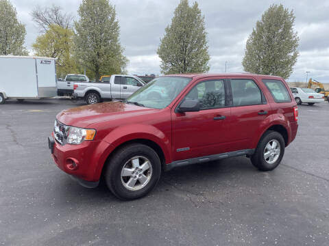 2010 Ford Escape for sale at Boardman Auto Exchange in Youngstown OH