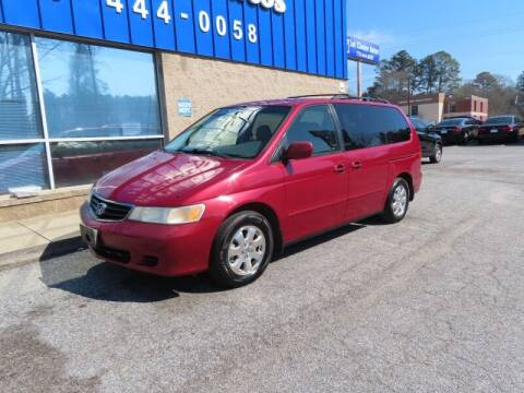 2002 Honda Odyssey for sale at 1st Choice Autos in Smyrna GA