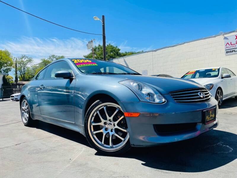 2006 Infiniti G35 for sale at Alpha AutoSports in Roseville CA