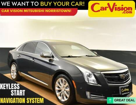 2017 Cadillac XTS for sale at Car Vision Mitsubishi Norristown in Norristown PA
