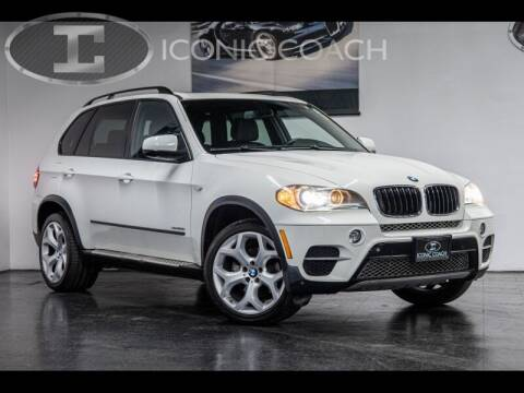 2011 BMW X5 for sale at Iconic Coach in San Diego CA