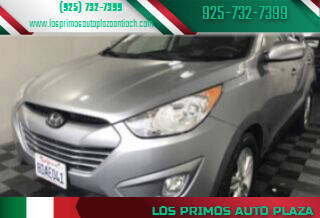 2013 Hyundai Tucson for sale at Los Primos Auto Plaza in Antioch CA